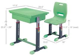 kids desk furniture. Dimensions Of Kids Desk And Chair With Green Color Furniture C