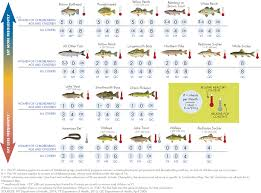 High Mercury Fish Chart Fish Advisories Lake Champlain Basin Program