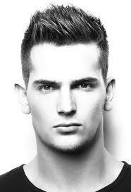 Mens Short Hairstyles 2015 Round Face