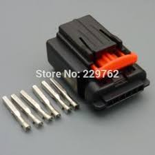 new arrival 5 kit 2 pin way car waterproof electrical connector shipping 50sets 6 pin car waterproof electrical wire connector plug auto wire connectors housing female