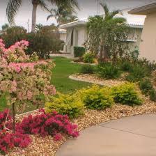 Florida Landscape Design Photos Low Maintenance Landscape Design Port Charlotte Fl