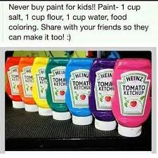 fun and easy art projects to do at home. 21 easy diy paint recipes your kids will go crazy for fun and art projects to do at home