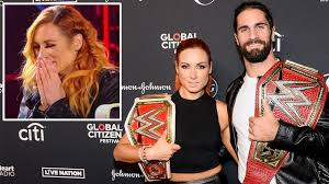 The wwe power couple welcomed their new bundle of joy to the world recently, with each posting a photo with their new daughter roux on social media on monday afternoon, december 7, 2020. The Man Is Having A Baby Wwe Champion Becky Lynch Announces She S Pregnant As She Relinquishes Raw Women S Title Video Rt Sport News