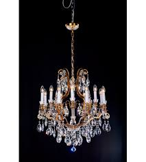 bethel international bet65 bet series 12 inch solid brass chandelier ceiling light gold frame photo