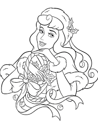 Small Picture Disney Coloring Book Christmas Coloring Pages