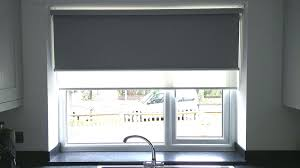 window blinds kitchen window blind dual double roller blinds