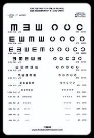Eye Chart Poster Free 29 All Inclusive Tumbling E Eye Chart