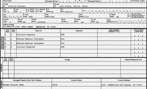 Texas Incident Report Bino 12terrains Form Information