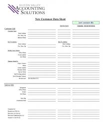 Download Client Information Sheet Template Real Estate Client Top