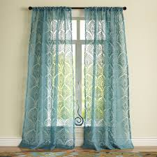 Peacock Inspired Bedroom Peacock Burnout Curtain Pier 1 Imports Case Alicia Pinterest
