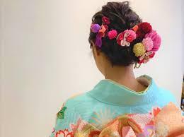 髪型別着物浴衣のおしゃれで大人っぽいヘアアレンジ9選mamagirl