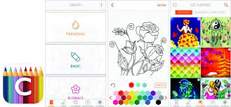 Design Your Own Garden App Delectable The 48 Best Adult Coloring Book Apps Posh Coloring Studio
