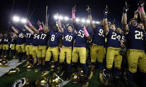 On The Record Predicting Notre Dame Footballs 2017 Record