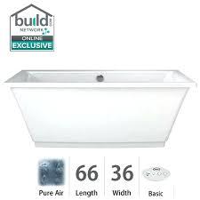 center drain bathtubs pure air freestanding bathtub with center drain white tub air freestanding back center center drain bathtubs