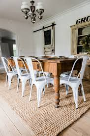 home creatives beautiful dining room metal dining room chairs agreeable new farmhouse white regarding metal