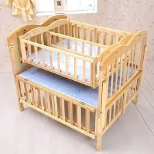wooden baby beds s antique wooden baby beds