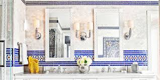 Moroccan Bathroom Tile Moroccan Bathroom House Beautiful Pinterest Favorite Pins