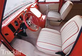 1987 Chevy Van - 18 Inch Rims - Truckin' Magazine