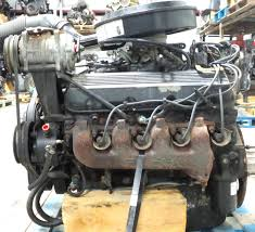 RV Chassis Parts USED 1995 CHEVY 454 V8 GAS ENGINE FOR SALE RV ...