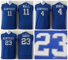 Kentucky John Jersey John Wall Wall