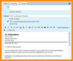 Subject Line For Resume Email Professional User Manual Ebooks