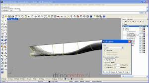 Rhino Boat Design Software Rhinoceros Report Powerful Ship Hull Design In Rhino With