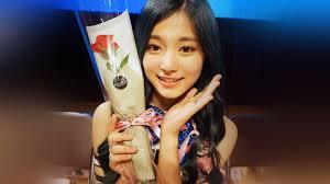 hj83-twice-kpop-girl-flower-tzuyu-fan ...