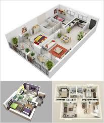 Home Design 3d Outdoor/garden Apk Lovely Plan 2bhk House House Plans ...
