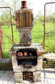 nifty diy chiminea outdoor fireplace