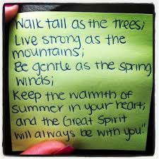 Image result for native american spirit quotes