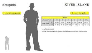 Aleiany Collection River Island Size Guide
