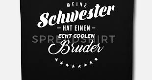 Spruche Uber Geschwister Awesome Fr Den Bruder With Spruche Uber
