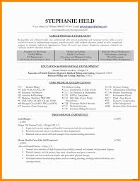 Nursing Home Housekeeping Resume New Lovely How To Present A Resume