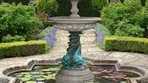 know about low end fountains in our garden how to maintain fountain tips