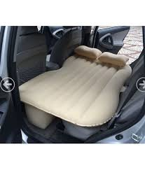 Backseat Inflatable Bed Xelectron Car Inflatable Bed With Electric Pump Beige Buy