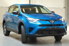 Toyota RAV4 4×2 petrol AT Standard   CPS Africa