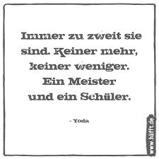 Die Besten Sprüche Von Meister Yoda Häfftde
