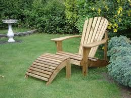 teak adirondack chairs. Outdoor Teak Adirondack Chair With Ottoman Chairs