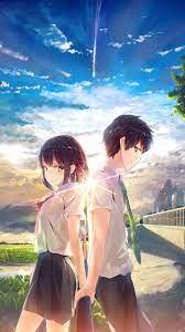 Cute Couple Iphone Aesthetic Anime ...