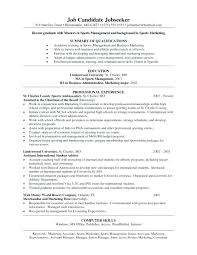 Sample Sports Resume Athletic Coach Resume Skinalluremedspa Com