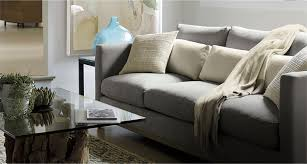 Of Furnitures For Living Room Furniture Store Crate And Barrel