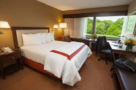Executive Guest Room - Q Center - St Charles IL Hotel Conference Centers