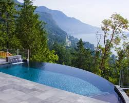 Small Infinity Pool Designs