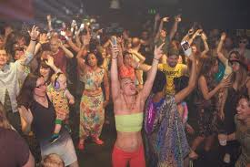 Rave Theme Party Sober Morning Rave Morning Gloryville Is Back With A Circus Theme