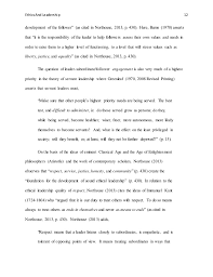 ldr capstone essay four assignment ethics and leadership  12