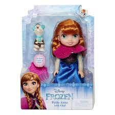 Bộ sưu tập búp bê công chúa DISNEY mini – tiNiStore.com