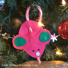 Christmas Decorations With Candy Canes Make Candy Cane Mice A Kid's Christmas Craft The DIY Mommy 46