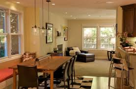 Dining room table lighting Centralazdining View In Gallery Homedit Dining Table Lighting Crucial Complementary Feature In Any Home