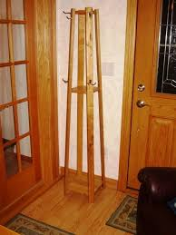Wood Coat Rack Plans Free Coatrack Plans How To Build A Coat Rack Things for home 70