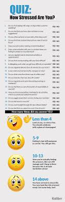 how stressed are you at work quiz career sign up through and the company that won t get you too stressed out or follow us on facebook twitter and instagram for more career advice